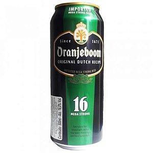 Cerveja Oranjeboom 16 Mega Strong Lata 500ml