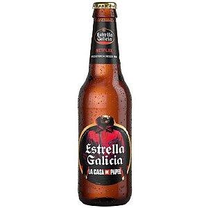 Cerveja Estrella Galicia La Casa de Papel Edição LImitada 600ml