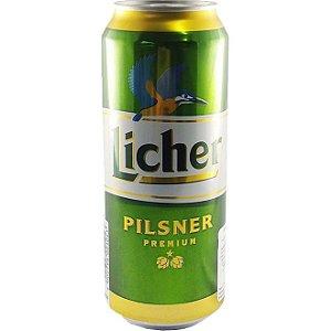 Cerveja Licher Pilsen Lata 500ml