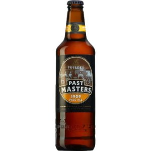 Cerveja Fullers Past Masters 1909 Pale Ale 500ml