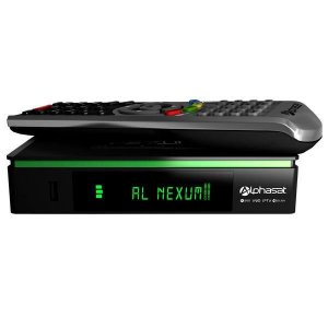 alphasat nexum h265 edition kvm iptv 3 tunner