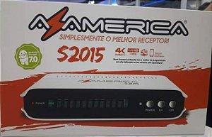 AZAMERICA S2015 HD / SKS-IKS-IPTV / ACM - ANDROID