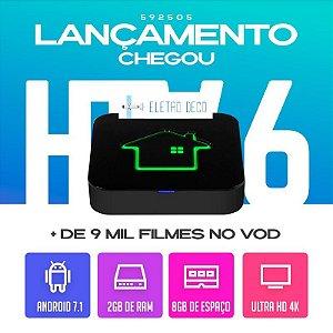 HTV 6  laçamento 2019