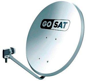 Antena Gosat - Com LNB - 60cm