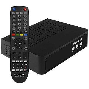 Blade B1 IPTV com Wi-Fi HDMI / USB Bivolt - Preto