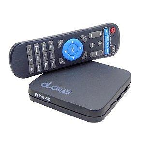 DuoTV Prime 4K - IPTV - 16GB - Sem antenas