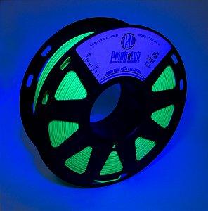 Filamento PLA Fluorescente Verde