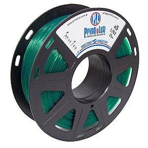 Filamento PLA Translúcido Verde