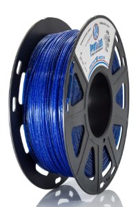 Filamento PLA Art Glam Azul Diâmetro