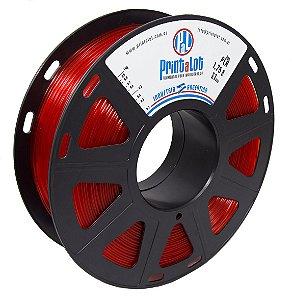 PLA 3Di Trans Vermelho 175 1 kg