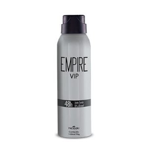 Empire Vip Desodorante Aerosol Antitranspirante 150ml