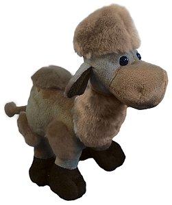 Pelúcia camelo africano