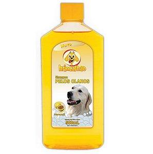Shampoo brincalhão para pelos claros - Maracujá 500 ML