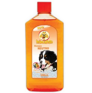 Shampoo brincalhão neutro papaya 500 ML