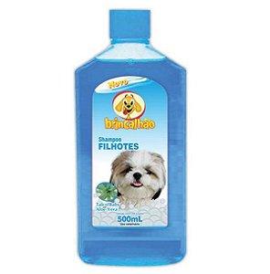 Shampoo Brincalhão Filhotes - Talco Baby Aloe Vera 500 ml