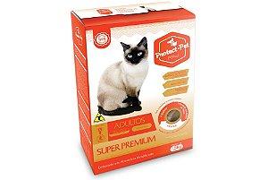Ração Super Premium Protect Pet Gatos Adultos Castrados - Sabor Frango 1,5KG