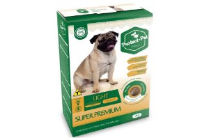 Ração Super Premium Protect Pet Cães Adultos Light - Raças Pequenas 2KG