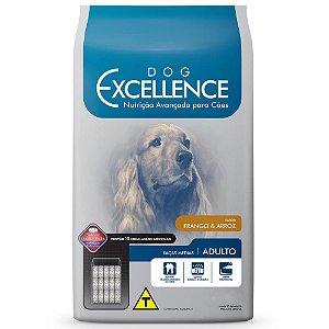 Ração Selecta Dog Excellence para Cães Adultos de Raças Médias - Frango e Arroz 15 Kg