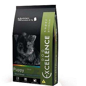 Ração Selecta Dog Excellence Super Premium Filhotes de Raças Pequenas Frango e Arroz - 10,1 Kg