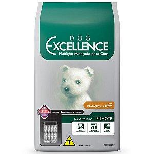 Ração Selecta Dog Excellence para Cães Filhotes de Raças Pequenas - Frango e Arroz 10,1 kg