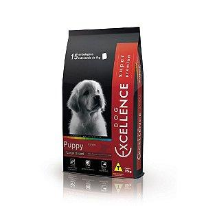 Ração Excellence para Cães Filhotes de Raças Grandes - 15kg
