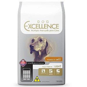 Ração Selecta Dog Excellence Light para Raças Pequenas - Frango e Arroz - 10,1 Kg