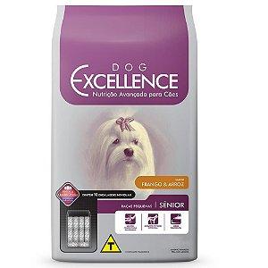 Ração Dog Excellence para Cães Idosos de Raças Pequenas - Frango e Arroz 10,1 Kg