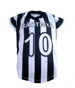 Camiseta do Santos - Cãotista
