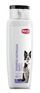 Shampoo Antipulgas - Ibasa 200 ml