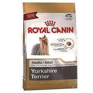 Ração Royal Canin Adulto Yorkshire Terrier - 2,5 kg