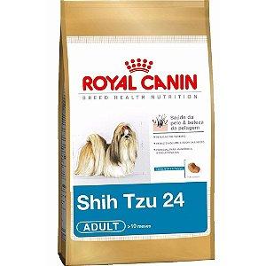 Ração Royal Canin Adulto Shih Tzu - 2,5 kg