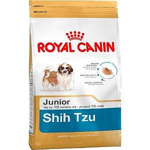 Ração Royal Canin Júnior Shih Tzu - 2,5 kg (Filhotes)
