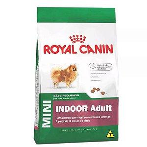 Ração Royal Canin Indoor Adult - 2,5 kg