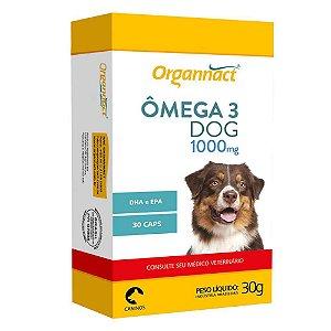 Ômega 3 Dog - Organnact