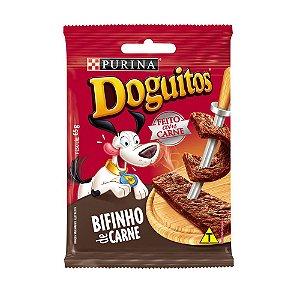 Petisco Nestlé Purina Doguitos Bifinho de Carne
