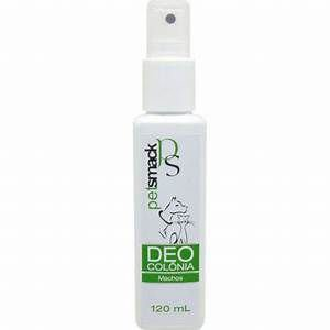 Deo Colônia Pet Smack Machos 120 ml