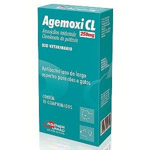 Agemoxi CL - Antibacteriano de Largo Espectro para cães e gatos