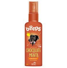 Cokônia Beeps Body Splash Chocolate com Menta 120 ml - Pet Society