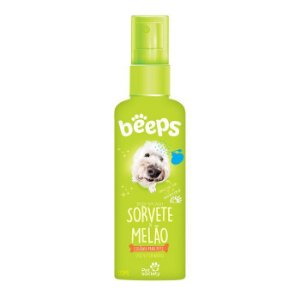 Colônia Beeps Body Splash Sorvete de Melão 120 ml - Pet Society