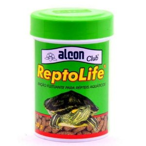 Reptolife Alimento Completo Flutuante Para Tartarugas Aquáticas - 75g Alcon