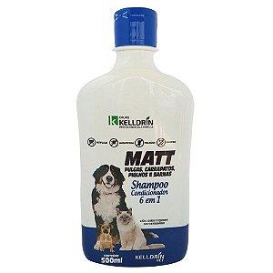 Shampoo Condicionador Matt 6 em 1 - 500 ml