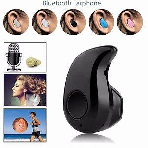 Mini Fone De Ouvido S530 V4.0 Sem Fio Bluetooth Micro Menor do Mundo