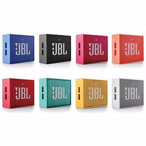 JBL Go 3w Bluetooth- Original - Todas As Cores