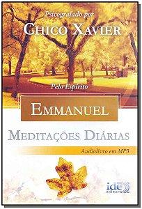 Meditações Diárias Emmanuel - Audiolivro em MP3