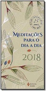 Meditacoes Para o Dia a Dia - 2018