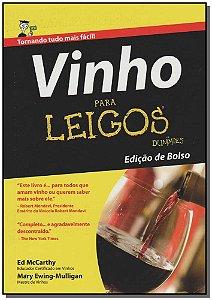 Vinho Para Leigos - Bolso