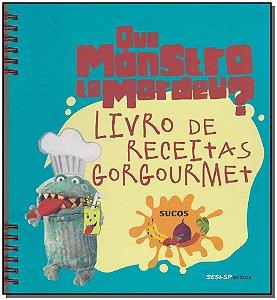 Receitas Gorgourmet - Sucos