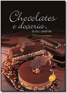 Chocolates e Docaria Da Ecole Lenotre