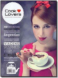 Revista N.01 - Cook Lovers - 49 Receitas