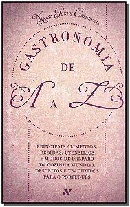 Gastronomia De a a Z